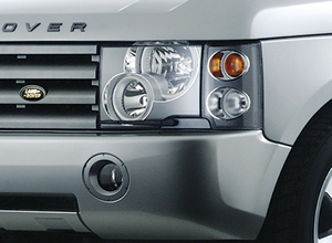 New Range Rover Front Lights