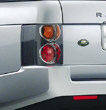 New Range Rover Rear Lights