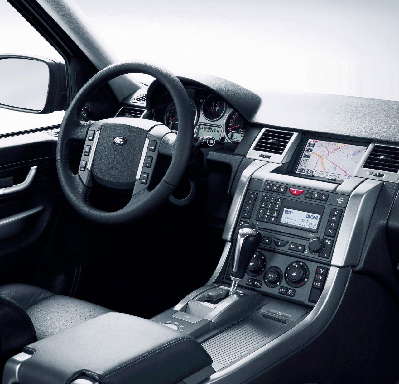 1997 Land Rover Discovery Interior: Web Rover